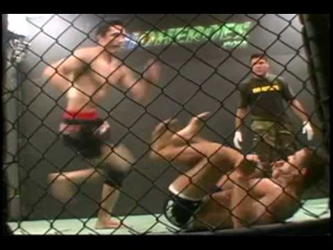 Underground Martial Arts Cage Fights