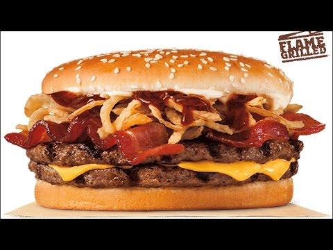 Burger King Steakhouse King Burger Review - CarBS