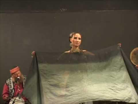 Rasa Vitalia Scarf Dance w/ney, framedrum, tambour