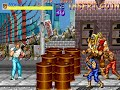 1989 [60fps] Final Fight Cody Nomiss ALL