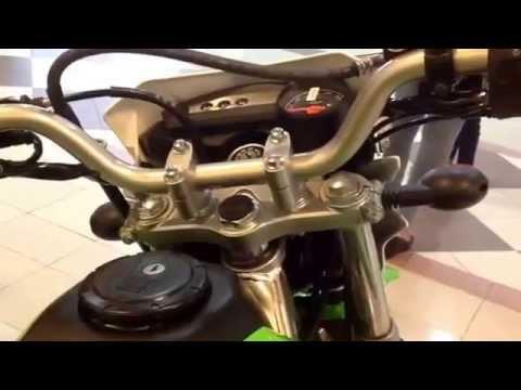 Kawasaki KLX 150 S 4 Tak