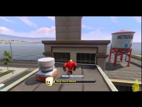Disney Infinity: Incredibles Play Set Playthrough (Part 12) - HTG