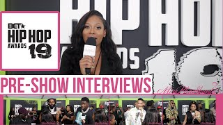 Bet Hip Hop Awards 2019 Pre-Show Interviews (Casanova, Stunna 4 Vegas, LightSkinKeisha, & More)