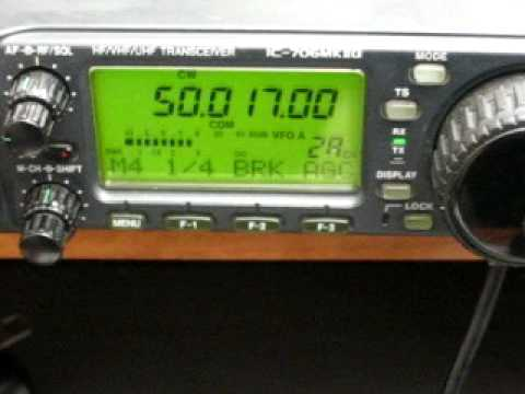 i0knq beacon 50 mhz.avi