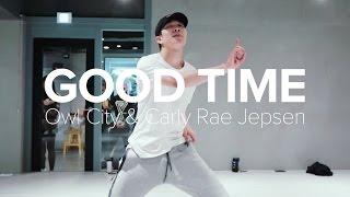 Good Time Owl City With Carly Rae Jepsen Jihoon Kim Choreography