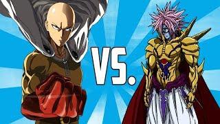 Saitama vs Lord Boros FULL FIGHT (English Dub)