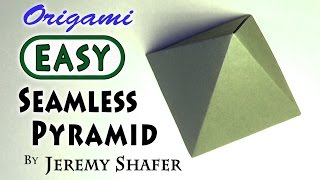 Easy Seamless Pyramid