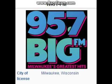 "25 Days of Christmas Radio EXTRA - WRIT-FM: ""95.7 BIG FM"" Milwaukee, WI TOTH ID 9am CT--12/04/15"