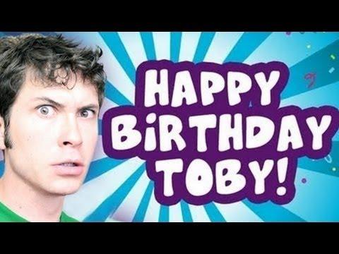 TOBUSCUS BIRTHDAY!