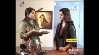 Sizzling Chocolate Brownie -Cake Canvas in mazhavil manorama vanitha