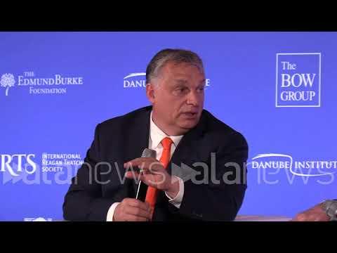"""Orban: """"In Italia a nessuno interessa se c'è il governo o meno"""""""
