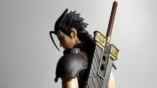 Crisis Core: Final Fantasy VII - Zack Fair - Play Arts Kai (Action Figure)