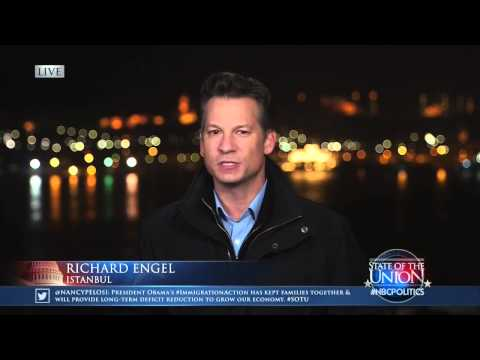 NBC's Richard Engel Blasts Obama's Foreign Policy Claims as Wishful Thinking