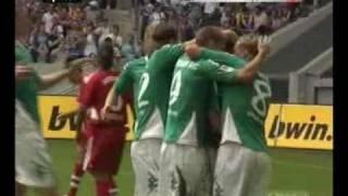 1-0 Tim Borowski vs Bayern