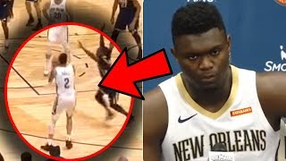 They Lied To YOU About Lonzo Ball & Zion Williamson.. (Pelicans NEW LOOK)