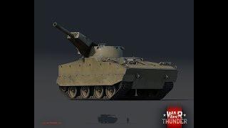 War Thunder T114 플레이(누워서 떡먹기)