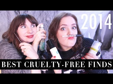 Best Cruelty-Free Finds of 2014.