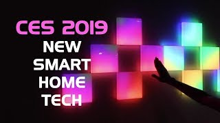 Best of Whats New - CES 2019 Smart Home Tech!