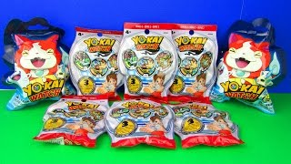 YO-KAI Watch Surprises Series 2 Medals Blind Bags Ultimate Opening