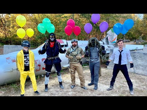 download song Airsoft Battle Royale | Dude Perfect free