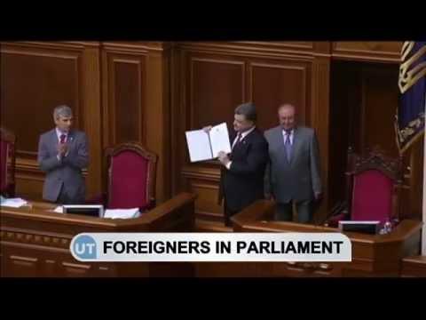Ukrainian Government to Hire Foreigners: Poroshenko wants non-Ukrainian for anti-corruption bureau