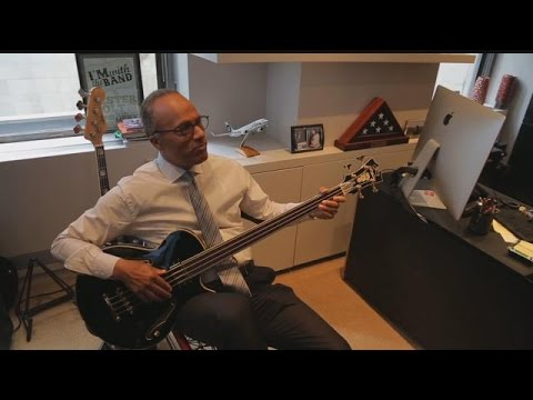 One-on-one interview with Nightly News anchor Lester Holt