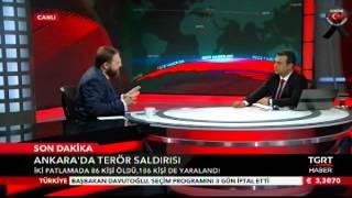 Fatih Tezcan - Ankara Patlamasını Deşifre Etti! 10 Ekim 2016 Canlı Yayın Programı