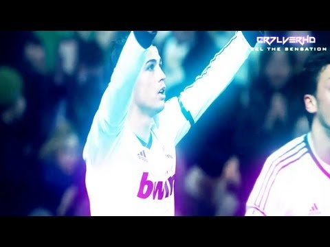 Cristiano Ronaldo ▶ Mini  Edit - Effects Test | 2013 HD