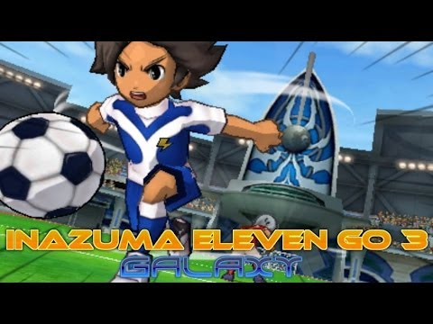 Inazuma Eleven Go 3 Galaxy Walkthrough Episode 2: The Withdrawal Exam