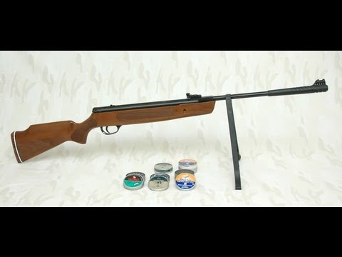 Hatsan Striker 1000X .25 cal air rifle