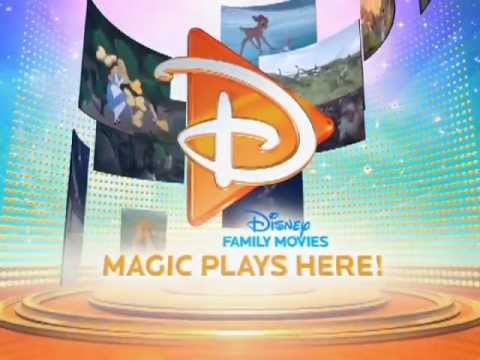Disney family movies september at amp t one month free youtube