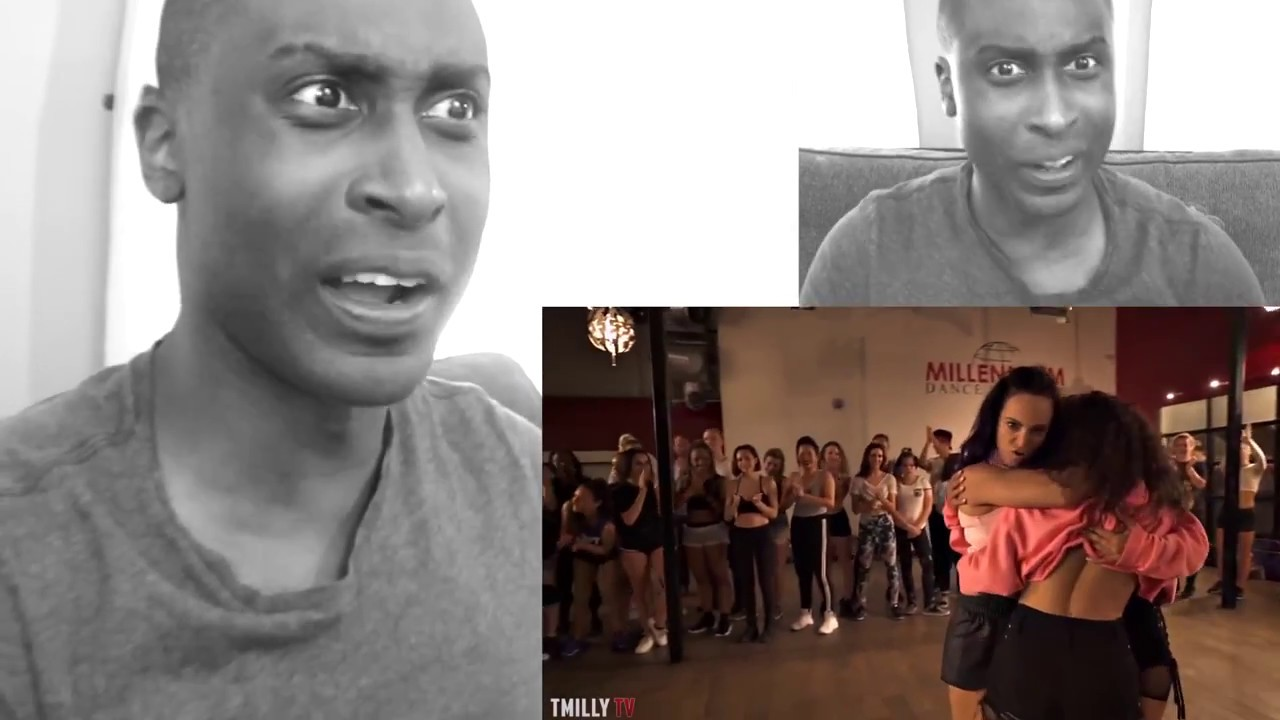 Demi Lovato  Choreography Jojo Gomez Tmillytv Dance Reaction Video