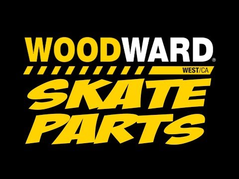 100% SKATEBOARDING WOODWARD 2017 PARTS !!!