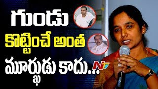 Paritala Sunitha Counter to Pawan Kalyan Comments On Paritala Ravi