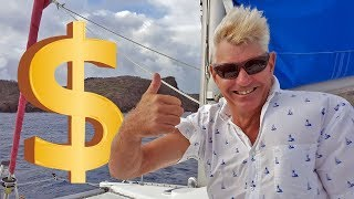 How We CASHED IN ! - Sailing Luckyfish Ep 17
