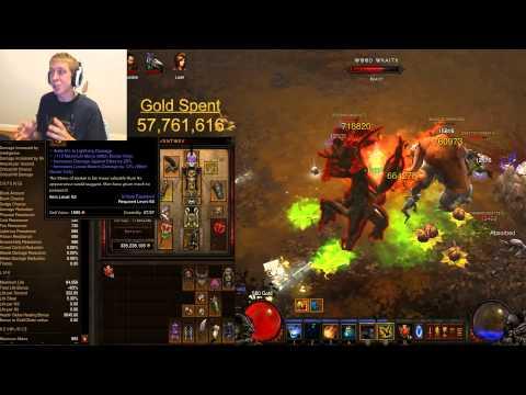 MP10 - 200 Million Witch Doctor Gear Discussion (Guide) - Firebats:Cloud Of Bats & BATDOG! Diablo 3
