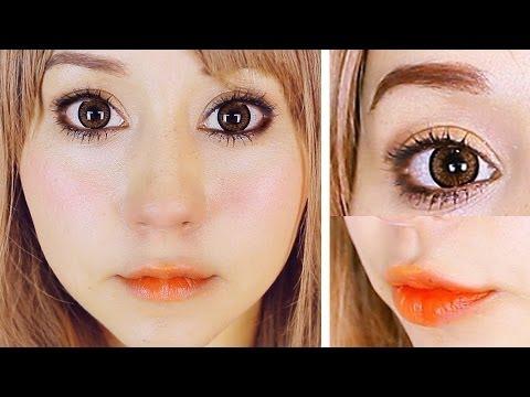 maquillaje de día ♥ Miku