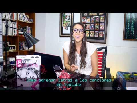 TIP TEC: Como ver las letras de las canciones en YouTube