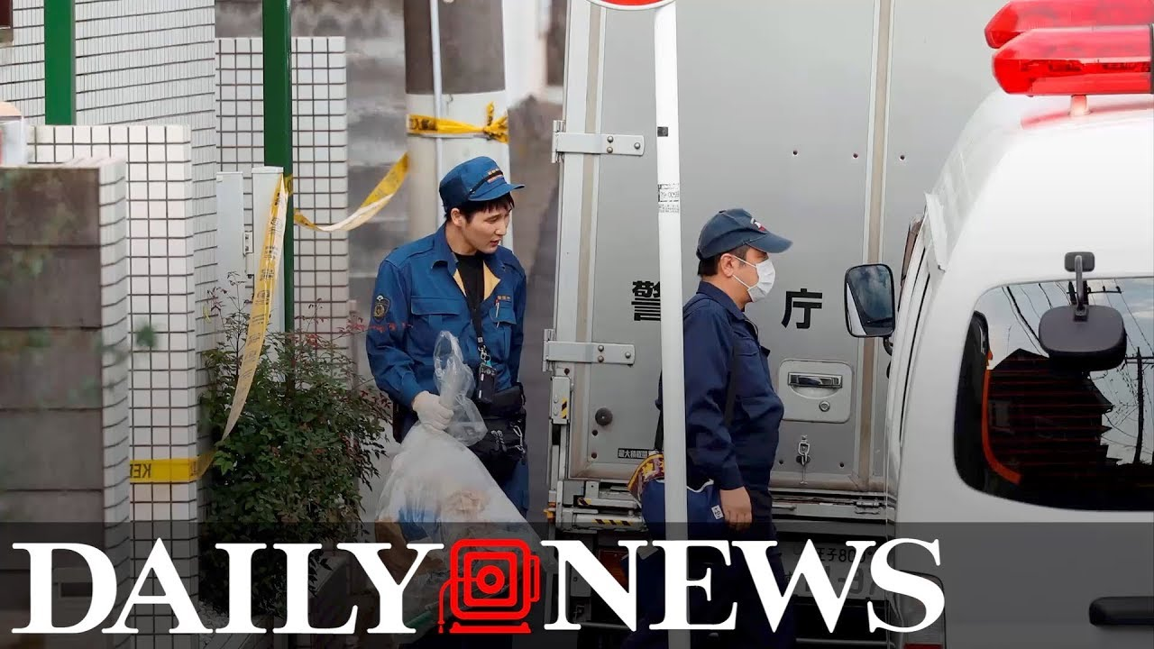 Police find body parts of nine people in Japanese man's apartment in search for missing woman