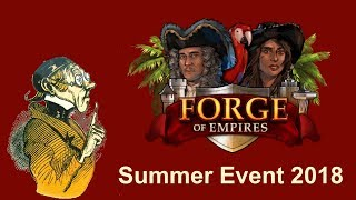 FoEhints: Summer Event 2018 in Forge of Empires