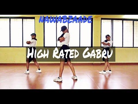 Download Lagu  Nawabzaade | High Rated Gabru | Dance | Dharmesh Raghav Punit | Guru Randhawa Mp3 Free