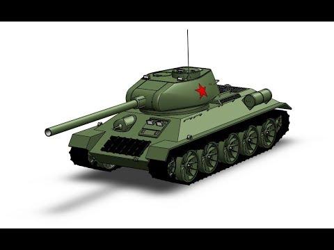 Кибертанкисты устроили автопробег в честь 75-летия победы на Курской дуге
