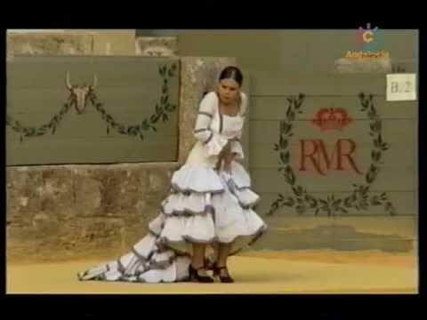 Rocío Molina en la plaza de toros de Ronda (2007)