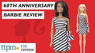 Barbie Glitz 60th Anniversary Doll from Mattel