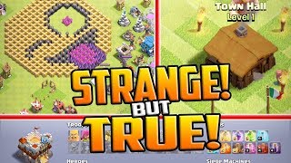 IMPOSSIBLE! Strange But True Clash of Clans - BEFORE it's BANNED!
