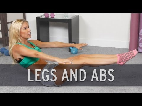 Legs And Abs Circuit Workout video