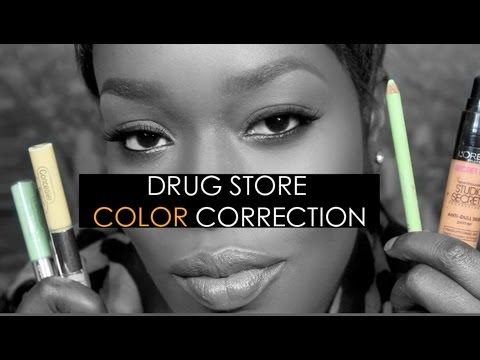 Color Correctors for PERFECT SKIN
