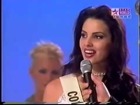 Natalia Peralta, Miss World Colombia 2002