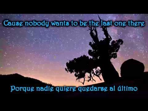 Nickelback - Gotta Be Somebody Lyrics Inglés Español HD