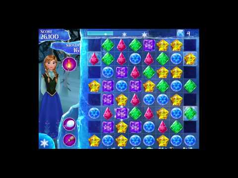 Disney Frozen Free Fall - Level 79 [Gameplay Walkthrough]